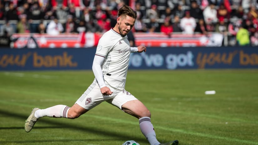 Colorado Rapids and Forward Sam Nicholson Agree to Terminate Contract -