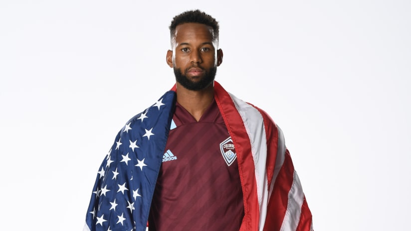 Acosta Named to USMNT Ahead of October Qualifiers