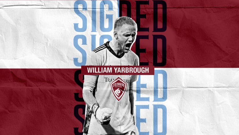 Rapids Sign Goalkeeper William Yarbrough to Three-Year Contract from Liga MX's Club León -