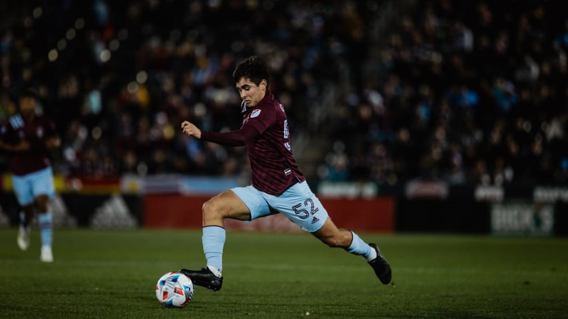 Postgame Notes & Quotes: Galván's Two Assists, Yarbrough Clean Sheet See Rapids Top Timbers