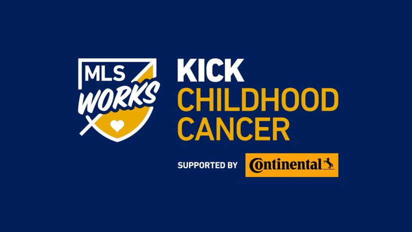 Major League Soccer Launches Kick Childhood Cancer Month