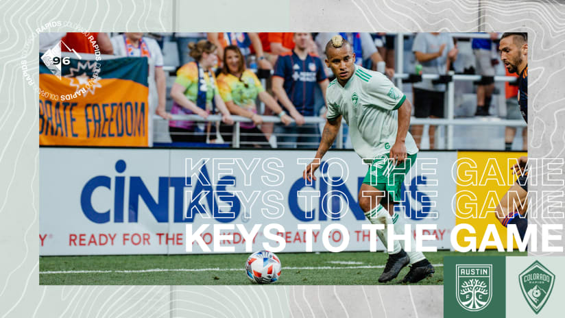 Connor's Keys: Defensive Excellence, Keep Barrios Busy