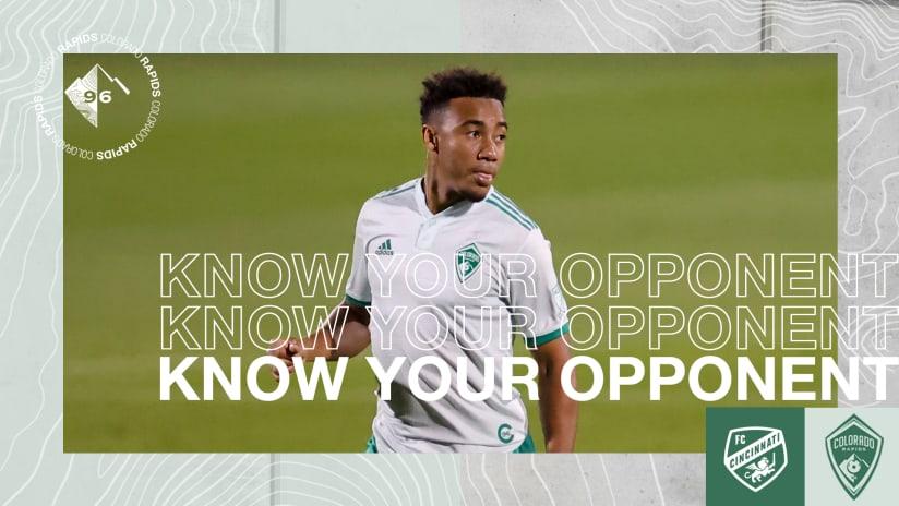Know Your Opponent: FC Cincinnati