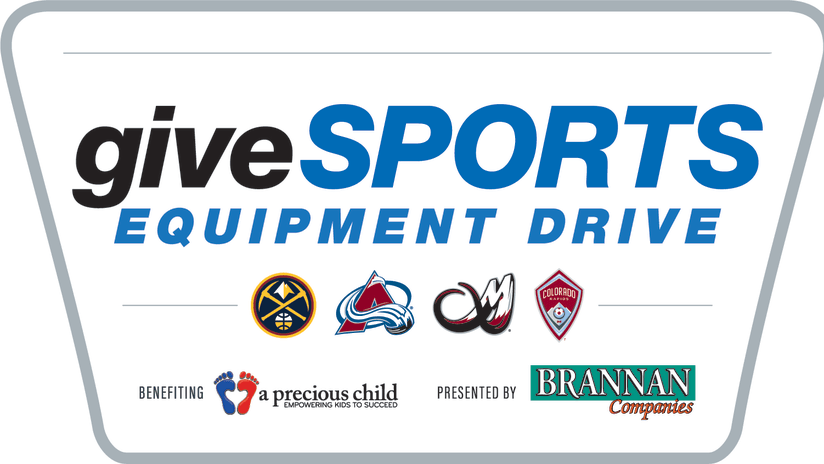 Participate in Ninth Annual giveSPORTS Equipment Drive -