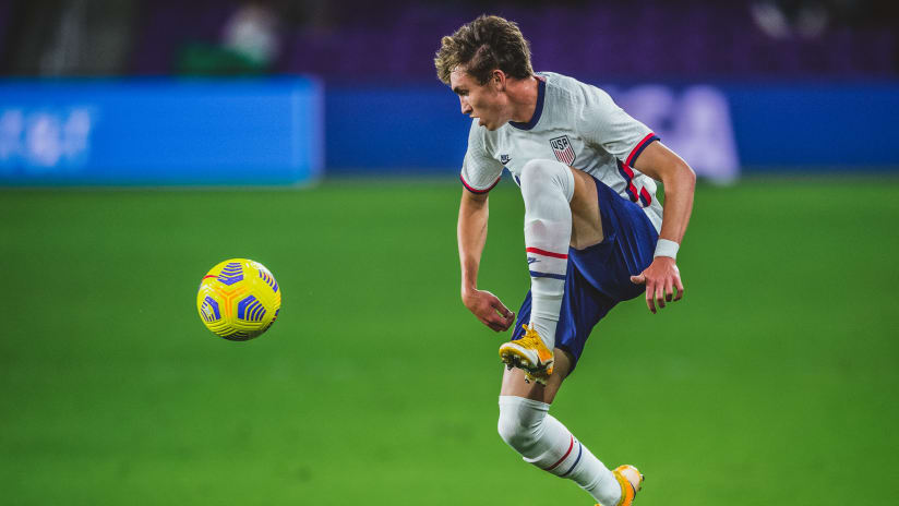 Sam Vines and Jonathan Lewis Named to U.S. 20-Man Olympic Qualifying Roster