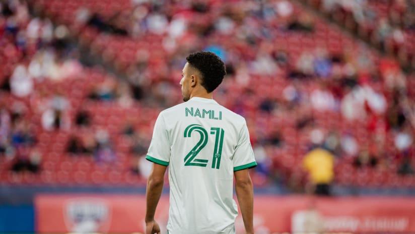 Rapids Midfielder Younes Namli Undergoes Successful Ankle Surgery