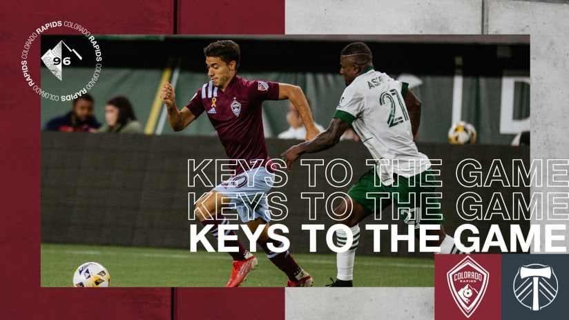 Keys Against Portland: Keep Your Eyes on the Prize