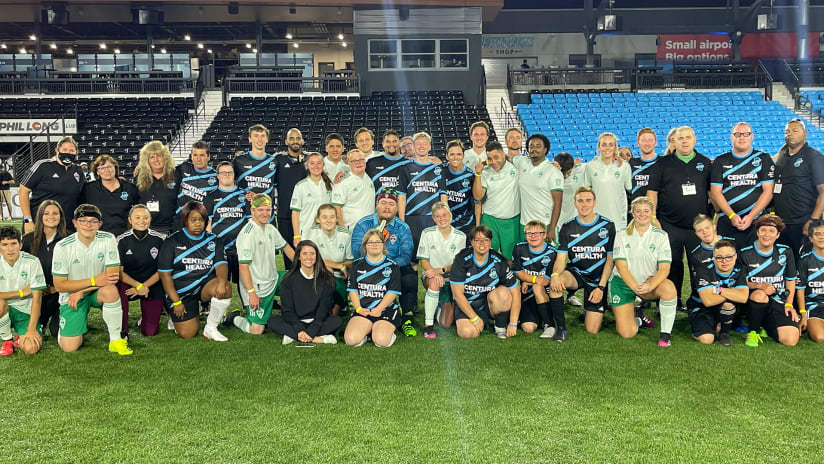 Special Olympics Tops Switchbacks in 2021 Opener