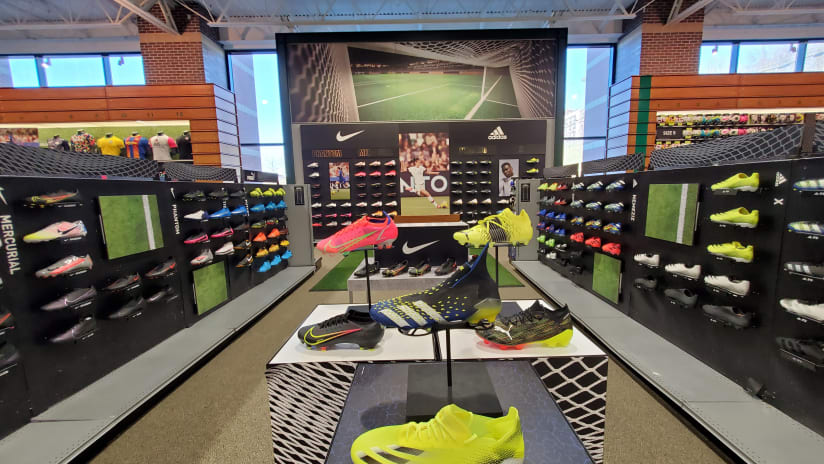 Celebrate the Launch of DICK'S Sporting Goods' New Soccer Shops on Saturday