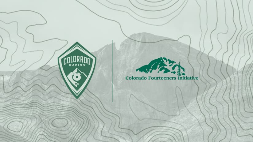 Rapids Partner with Colorado Fourteeners Initiative on Class 5 Kit