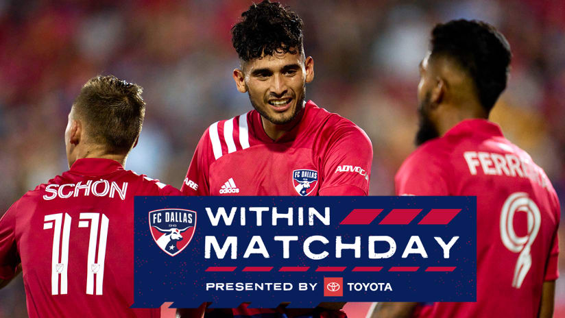 Within Matchday: FC Dallas v LA Galaxy