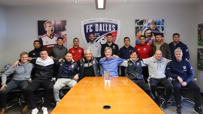 FCD Academy of the Year