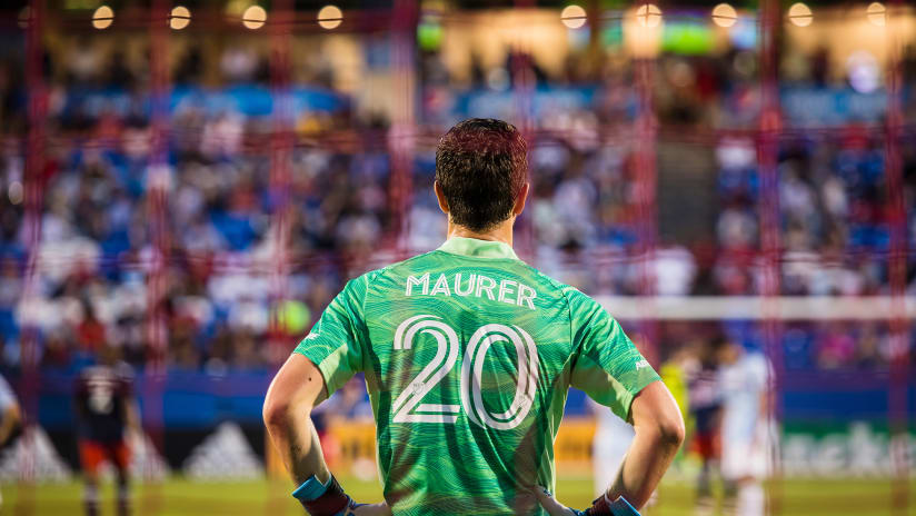 Why Jimmy Maurer Earned a New Contract with FC Dallas
