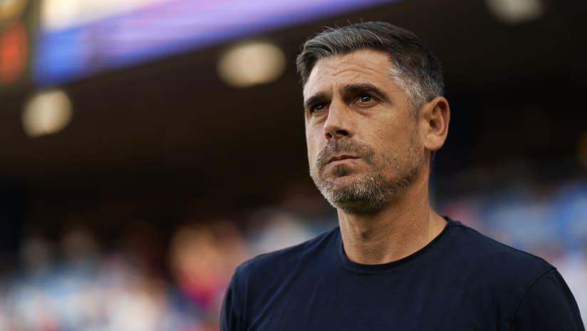FC Dallas Announces Departure Of Head Coach Luchi Gonzalez