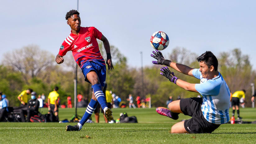 FC Dallas Academy Kicks Off 2021 MLS NEXT Season