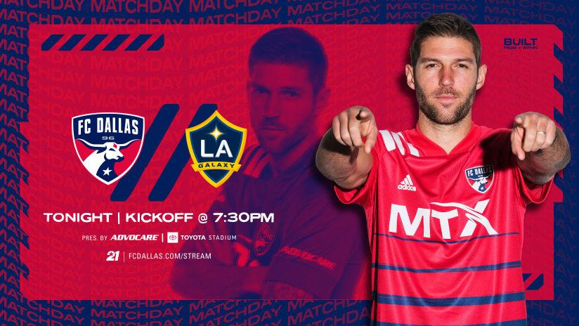 HOW TO WATCH: FC Dallas vs. LA Galaxy | 7.24.21