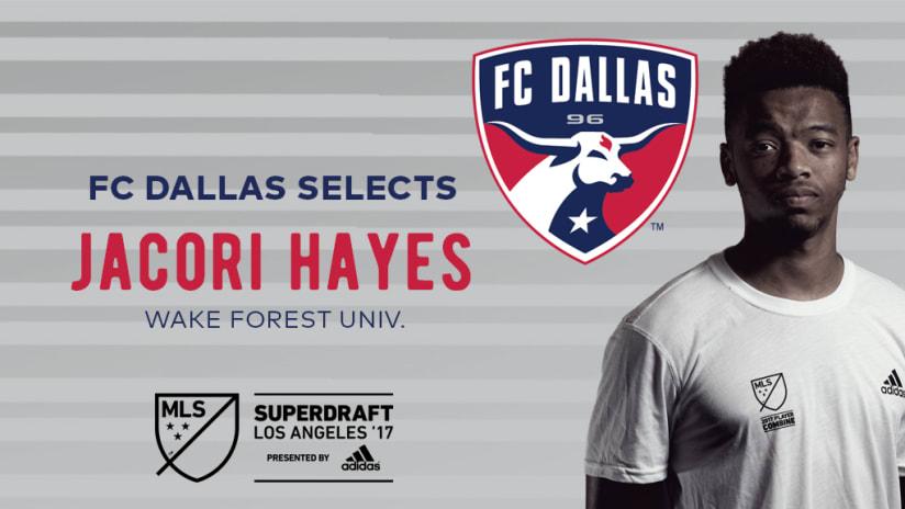 Hayes Draft