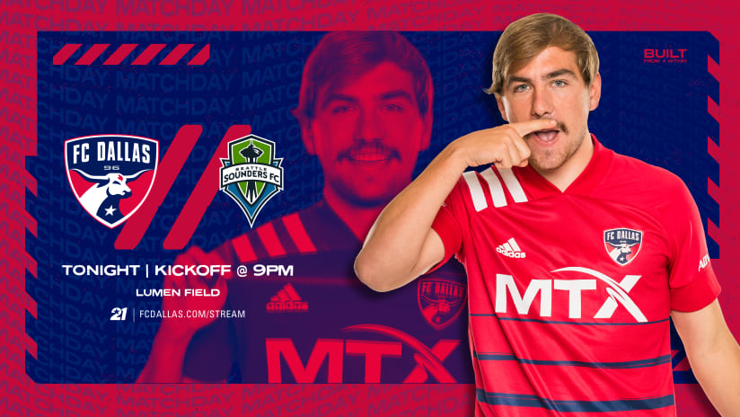 HOW TO WATCH: FC Dallas vs. Seattle Sounders | 8.4.21