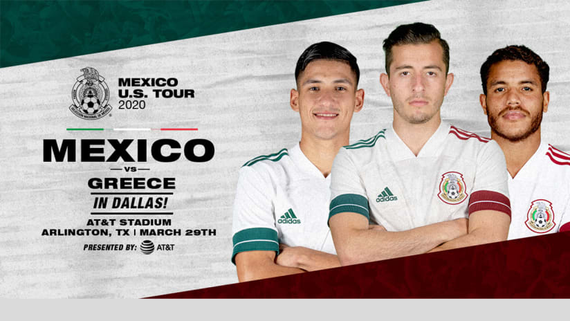 Mexican National Team photo DL