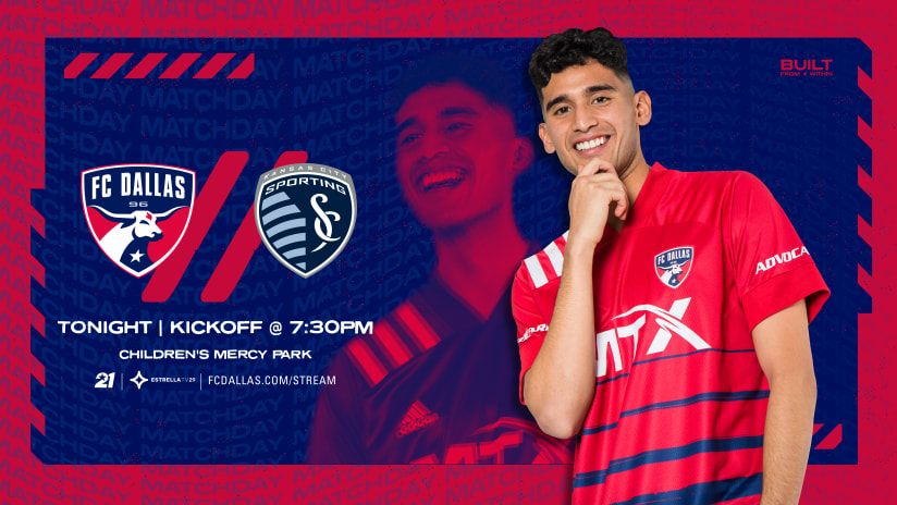 HOW TO WATCH: FC Dallas vs. Sporting KC | 7.31.21
