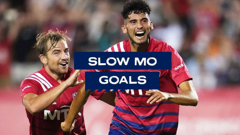 SLOW MO HIGHLIGHTS: Ricardo Pepi's Hat Trick vs. LA Galaxy