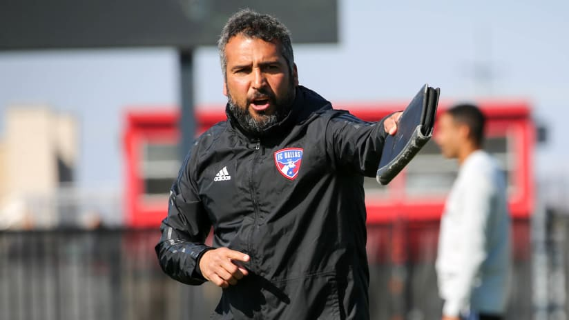 Why FC Dallas Promoted Marco Ferruzzi to Head Coach for Final Eight Matches