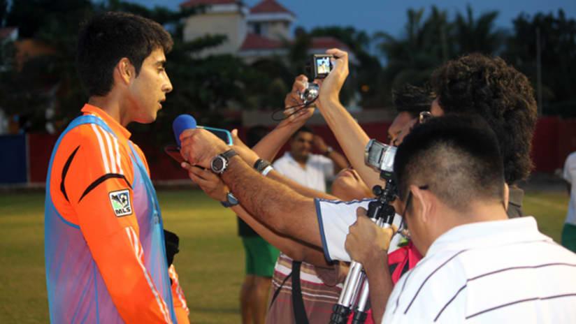 Richard Sanchez Cancun
