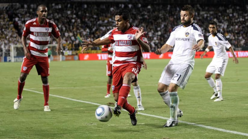 David Ferreira was the difference against LA
