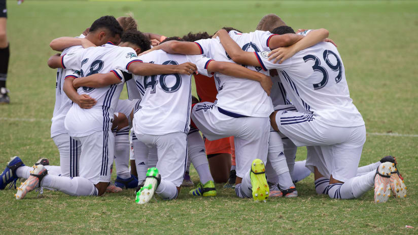 5 Things to Know about FC Dallas Academy's MLS Next Season