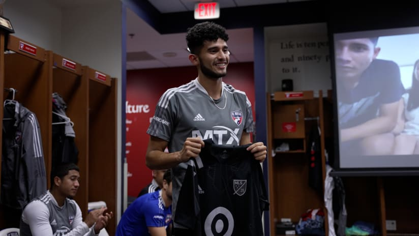 Ricardo Pepi Surprised with 2021 MLS All-Star Announcement