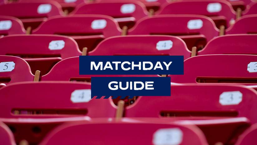 Matchday Guide: FC Dallas vs. LA Galaxy | 7.24.2021