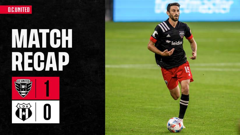 Match Recap | #DCvLDA