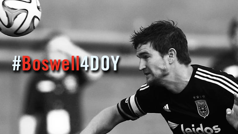 Bobby Boswell for MLS Defender of the Year