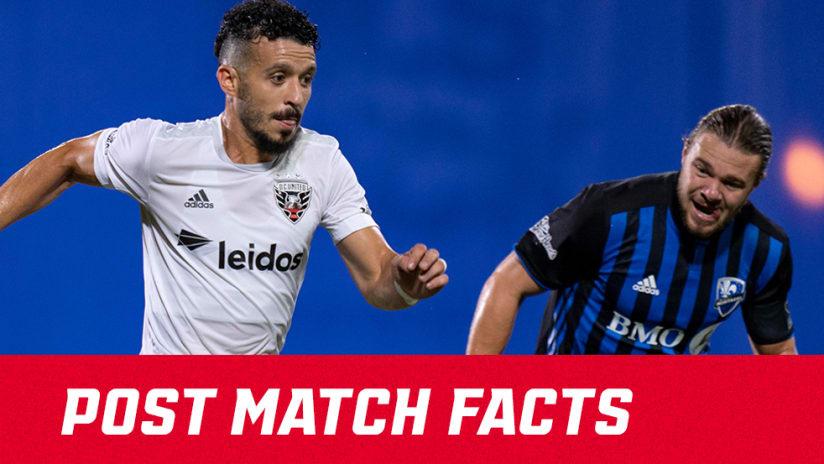 IMAGE | Post-Match Facts MTLvDC