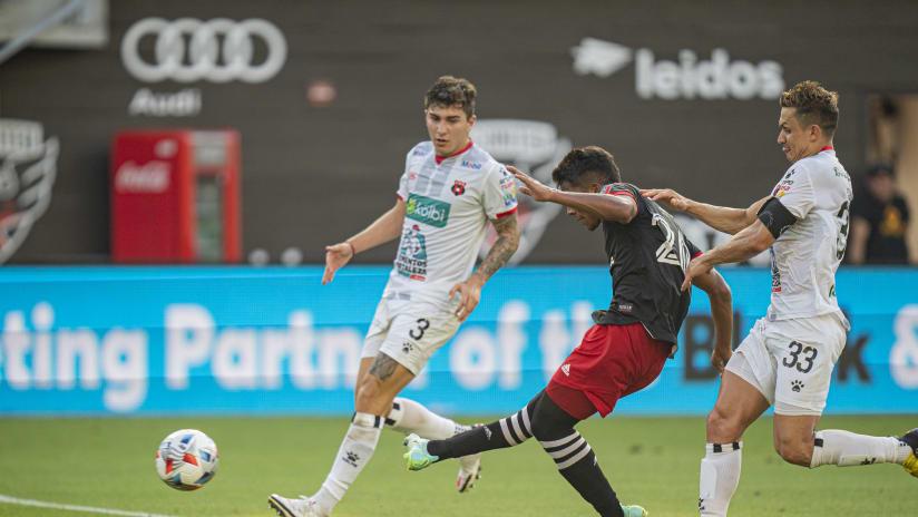 D.C. United Recall Forward Jovanny Bolívar from Loudoun United FC Loan