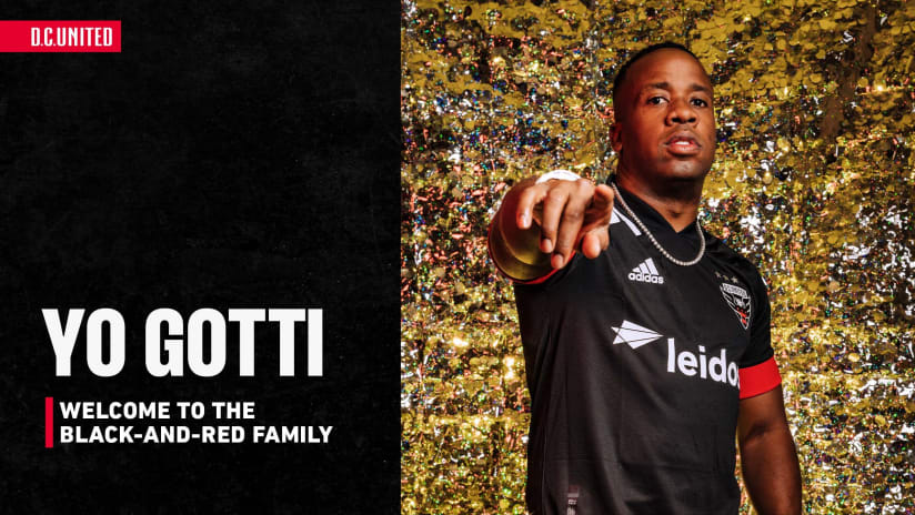 D.C. United Expand Ownership Group, Headlined by Multiplatinum Musician and Record Executive Yo Gotti