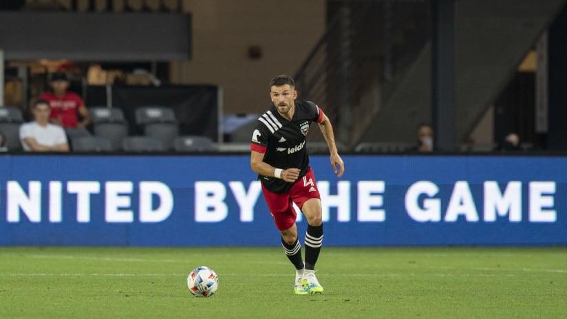 D.C. United Defender Brendan Hines-Ike Placed on the Injured List