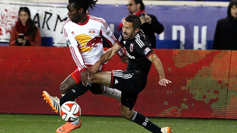 Davy Arnaud vs New York - 2014 away leg playoffs