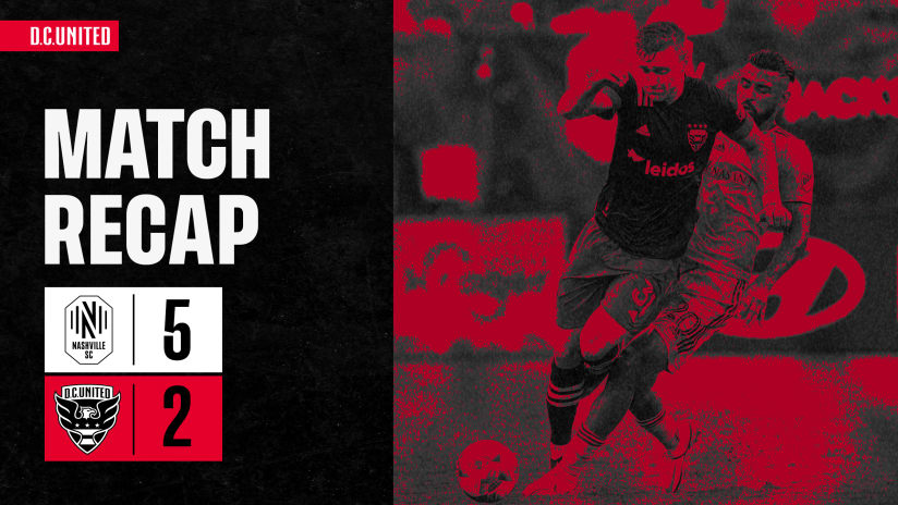 Match Recap | #NSHvDC
