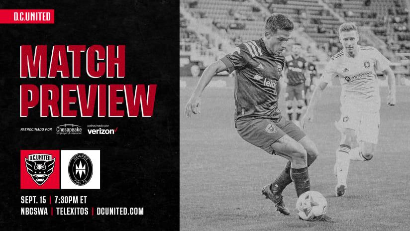 Match Preview | #DCvCHI