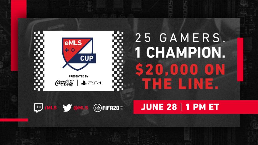 IMAGE | eMLS Cup 2020