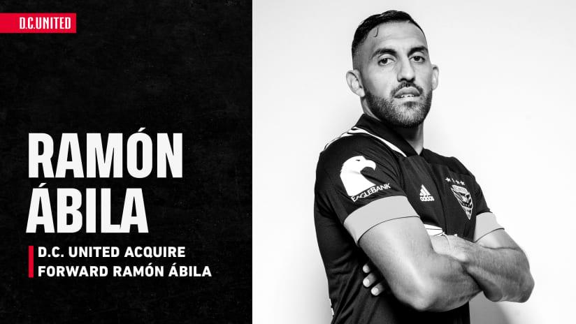 D.C. United Acquire Boca Juniors Forward Ramón Ábila off of Waivers