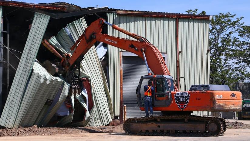 IMAGE: Demolition Day
