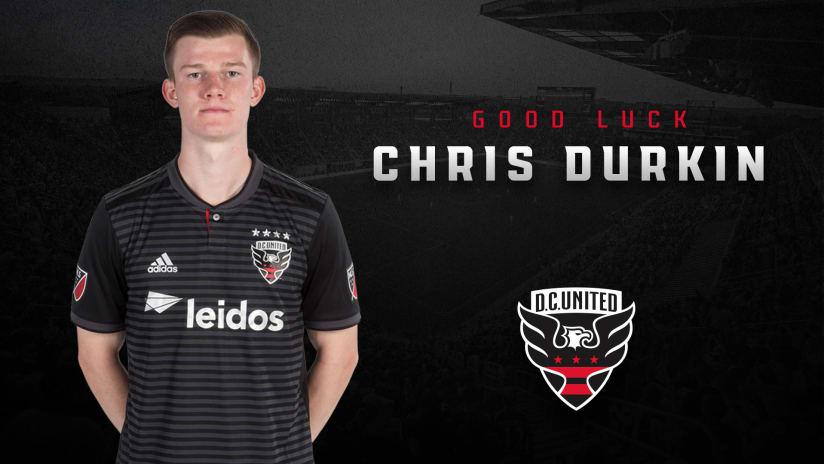 Durkin - Good luck