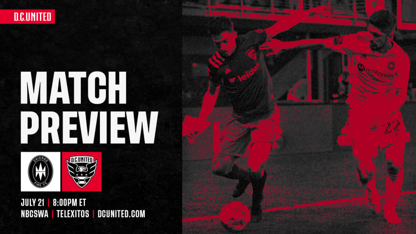Match Preview | #CHIvDC