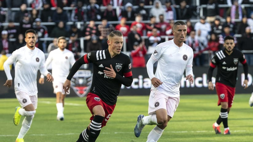 D.C. United Recall Erik Sorga from Loudoun United FC Loan