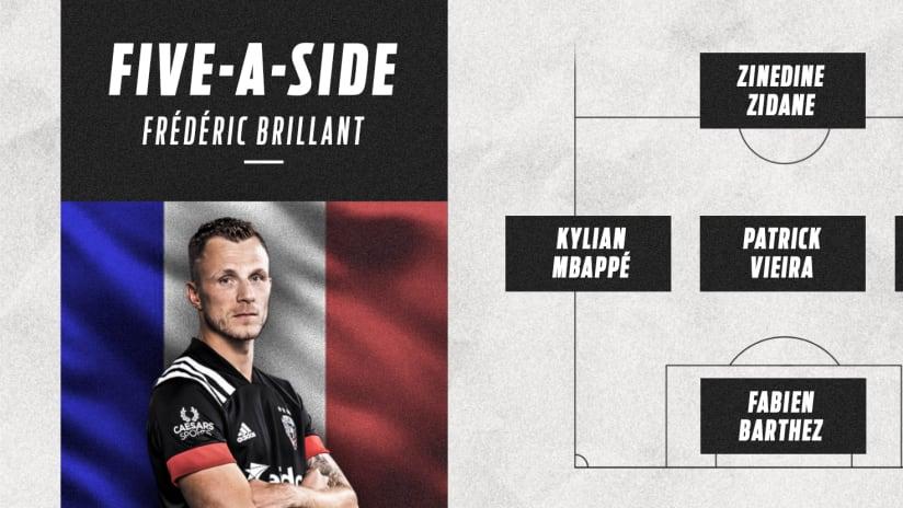 Five-A-Side: Brillant