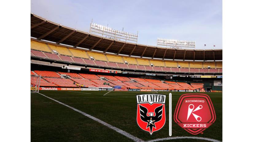 D.C. United & Richmond Kickers - DL