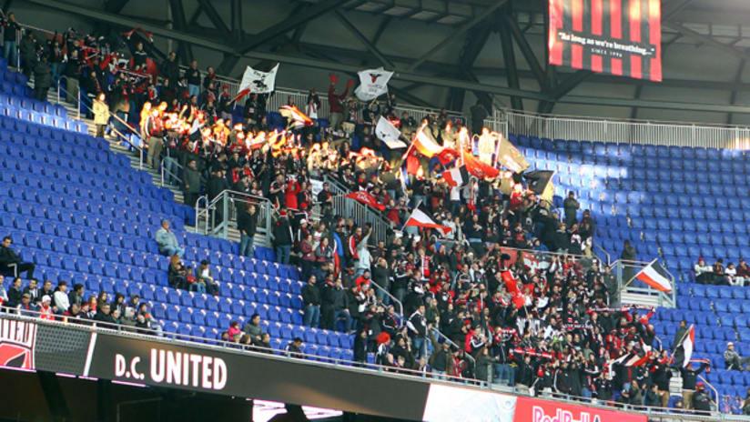 Fans at RBA 2014