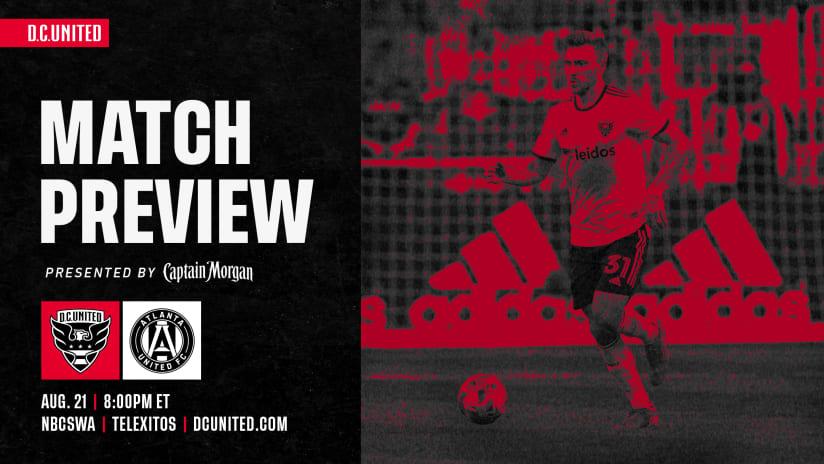 Match Preview | #DCvATL